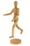 Artysty drewniany Mannequin Zdjęcie Stock