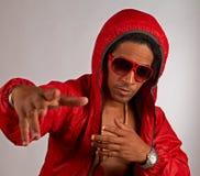 artysty hip hop Fotografia Royalty Free