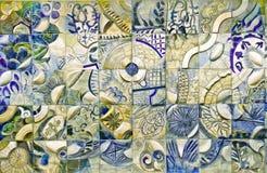 artystyczna ściana Obraz Stock