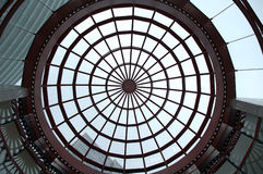 artystyczna dach Zdjęcie Stock