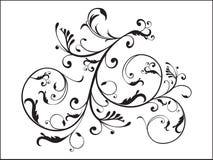 artystyczna kwiecista ilustracja Zdjęcia Stock