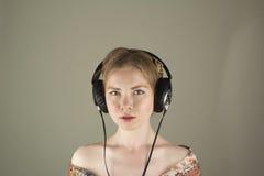 Artystyczna muzyka Fotografia Stock