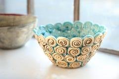 artystyczne ceramika obraz stock