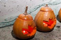 Artystyczne Halloween banie Obraz Stock
