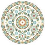 Artystyczne ottoman wzoru serie dziesięć Zdjęcie Stock