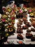 Artystyczni kwiatów bukiety zdjęcie royalty free