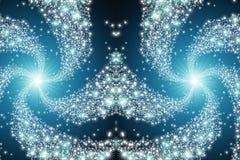Artystyczny Abstrakcjonistyczny Unikalny Jaskrawy diament Na Abstrakcjonistycznym tle ilustracji