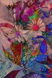 artystyczny abstrakcyjne tło fotografia royalty free