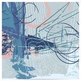 artystyczny abstrakcyjne tło Fotografia Stock