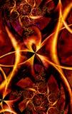 Artystyczny Fractal VIII Obrazy Royalty Free