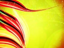 Artystyczny kolorowy abstrakcjonistyczny tło Fotografia Royalty Free
