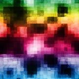 Artystyczny kolorowy abstrakcjonistyczny tło Zdjęcie Royalty Free