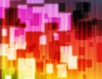 Artystyczny kolorowy abstrakcjonistyczny tło Zdjęcia Royalty Free