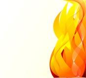 artystyczny ogień tła abstrakcyjne Obraz Stock