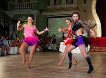Artystyczny taniec Nagradza 2012-2013 Obraz Royalty Free