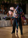 Artystyczny taniec Nagradza 2012-2013 Zdjęcia Stock