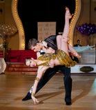 Artystyczny taniec Nagradza 2012-2013 Fotografia Stock