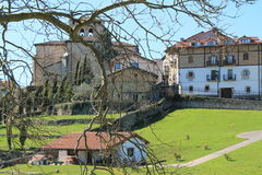 Artziniega  Basque Country Royalty Free Stock Images