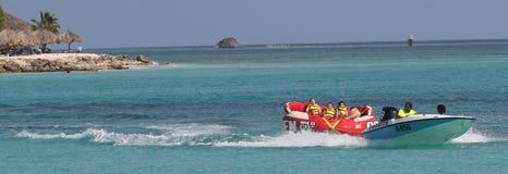 Aruba On The Caribbean Sea Stock Photos