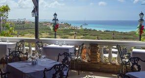 Aruba, de Caraïben, Koffie stock fotografie