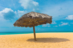 Aruba karibiska öar, Lesser Antilles Arkivbilder