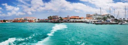 Aruba oranjestad Στοκ Εικόνες