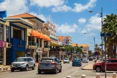 Aruba oranjestad Στοκ εικόνες με δικαίωμα ελεύθερης χρήσης