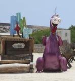 Aruba uma ilha feliz Foto de Stock