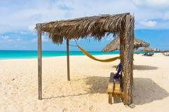 Aruba, wyspy karaibskie, Lesser Antilles Zdjęcia Royalty Free