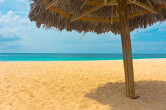 Aruba, wyspy karaibskie, Lesser Antilles Fotografia Stock