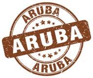 Aruba znaczek ilustracji