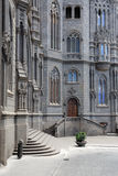 arucas μεγάλος καθεδρικών ναώ&nu Στοκ Εικόνες
