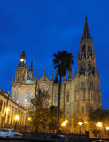 Arucas Cathedral, Grand Canary royalty free stock photography