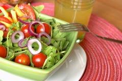 Arugula salad Royalty Free Stock Photos