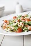 Arugula salad5 Στοκ εικόνα με δικαίωμα ελεύθερης χρήσης