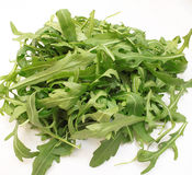Arugula salad Stock Photography