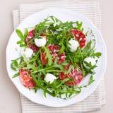 Arugula salad Stock Photography