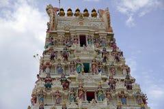 Arulmigu Rajamariamman Devasthanam stock image