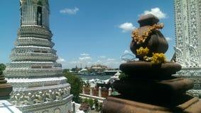 Arun寺庙曼谷 免版税库存照片
