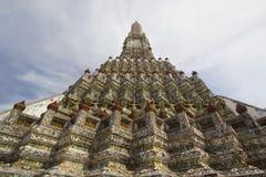 Arun寺庙 库存照片