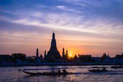 arun曼谷寺庙泰国 免版税库存照片