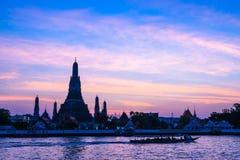 arun曼谷寺庙泰国 免版税库存图片