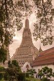 arun曼谷泰国wat 库存照片