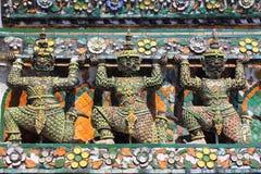 arun曼谷泰国wat 库存图片