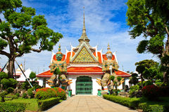 arun świątynia Thailand zdjęcie royalty free