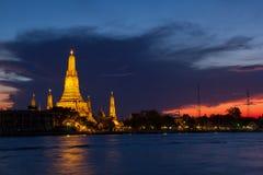 arun Μπανγκόκ Ταϊλάνδη wat Στοκ φωτογραφία με δικαίωμα ελεύθερης χρήσης