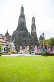 arun Μπανγκόκ Ταϊλάνδη wat Στοκ Φωτογραφία