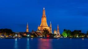 arun Bangkok świątyni wat zdjęcia royalty free