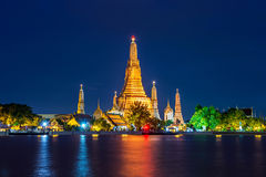 arun Bangkok świątyni wat zdjęcia stock