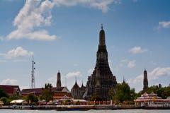 arun Bangkok padoga wat Zdjęcie Royalty Free